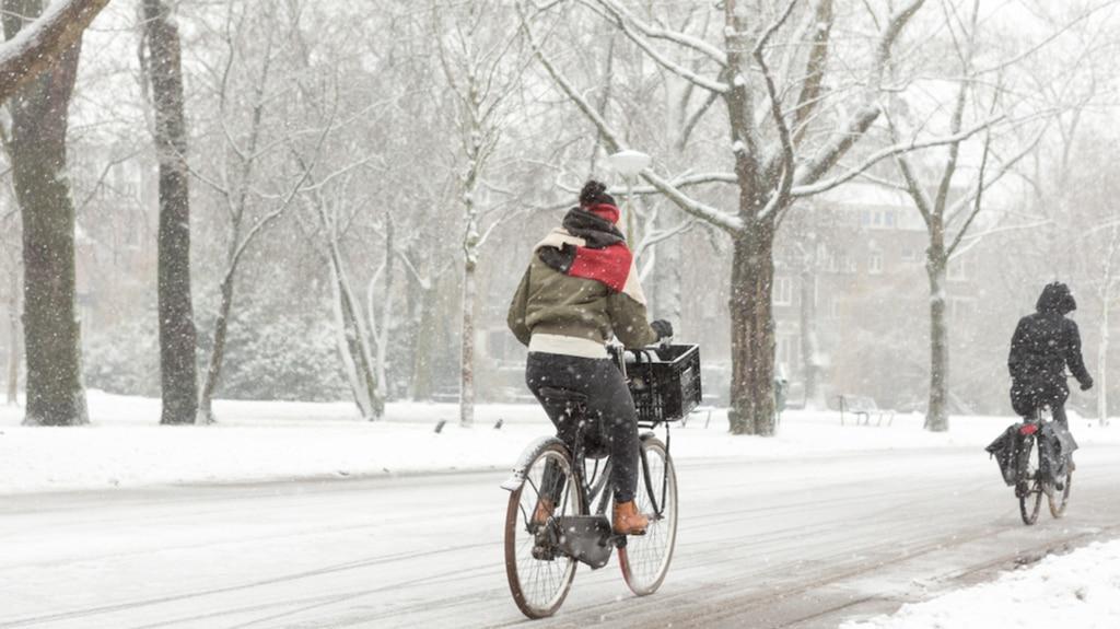 5 conseils pour faire du vélo en hiver