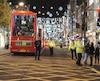 Oxford Circus Mass Evacuation