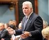 Philippe Couillard<br> <i>Premier ministre du Québec</i>