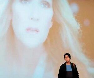 La comédie dramatique met en scène deux sœurs dont l'une rêve d'être choriste pour Céline Dion.