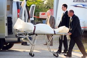Jocelyn Marcoux, 48 ans, ainsi que ses enfants de 11 et 13 ans ont été retrouvés morts, dans la nuit de lundi à mardi.