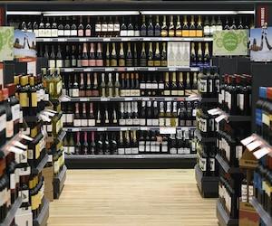 Les augmentations varient entre 5 et 10 cents par bouteille.