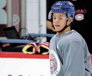 Le Canadien ne veut surtout pas précipiter le retour au jeu de Jesperi Kotkaniemi.