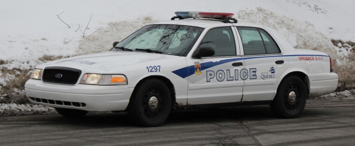 Un homme arrêté à Québec pour des menaces contre une mosquée