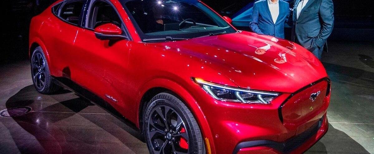 Ford se lance dans l'électrique, avec sa marque emblématique Mustang