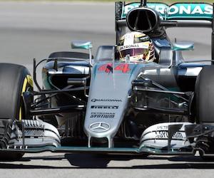 Lewis Hamilton a maîtrisé parfaitement les pièges du circuit Gilles-Villeneuve.