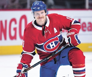 Le calendrier du Canadien plait bien à Brendan Gallagher.