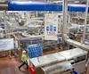 L'usine de LaSalle a été dotée en 2016 d'une nouvelle ligne de production de canettes.