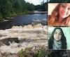 Jennyfer Pichette-Mercier, 12 ans, et Mélissa Prévost, 14 ans, ont perdu la vie dans la rivière du Sud, le 15 juillet 2015.