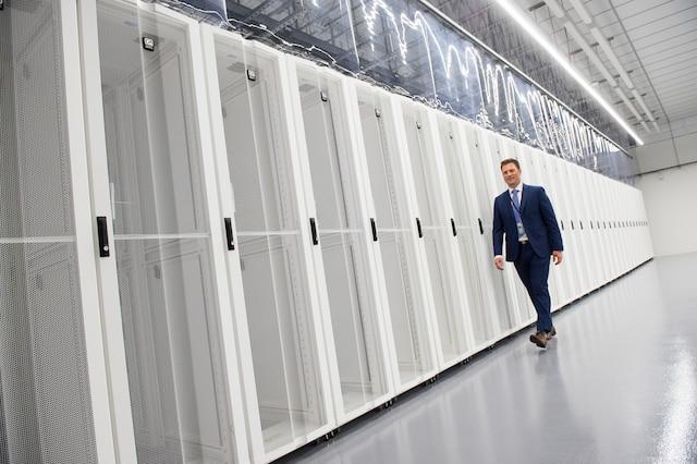 Vidéotron inaugure son nouveau centre de données
