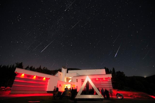 L'ASTROLab du parc national du Mont-Mégantic