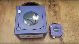 Elle fabrique une version miniature du GameCube!