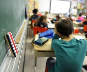 Les élèves en difficulté sont des garçons dans 65 % des cas, selon les chiffres du ministère de l'Éducation.