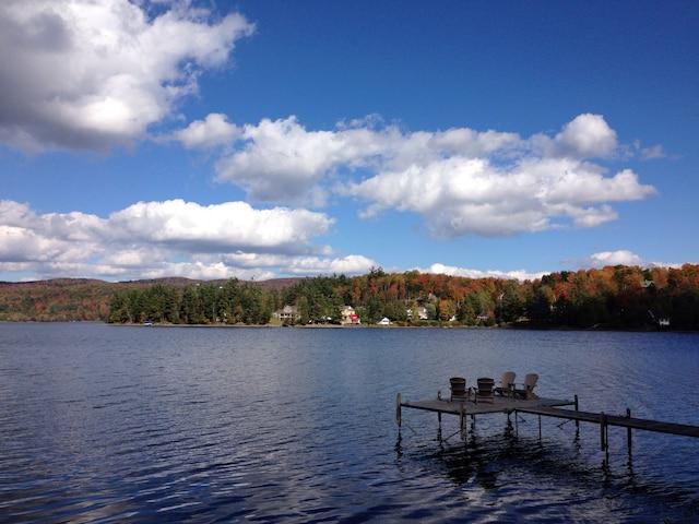 Le Lac Massawipi, dans les Cantons-de-l'Est.