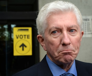 Gilles Duceppe vote.
