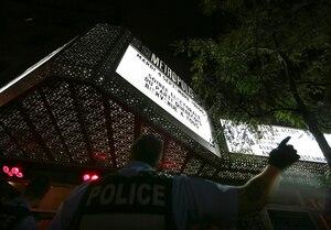 Des sources policières estiment que le Métropolis est l'un des pires endroits où tenir ce genre de rassemblement.