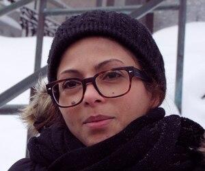 Ensaf Haidar, épouse