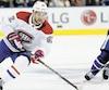 Le point le plus positif chez le Canadien est le jeu acharné de Jonathan Drouin.