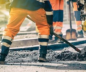 bloc travaux route routes