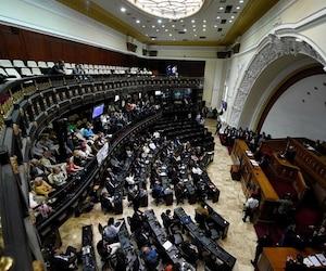 Le parlement vénézuélien