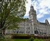 À l'occasion de la fête nationale du Québec, l'hôtel du Parlement ouvre ses portes, samedi jusqu'à 16 h, pour faire découvrir aux visiteurs son architecture et son histoire.