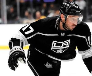 Après avoir passé cinq années dans la Ligue continentale russe, Ilya Kovalchuk est de retour dans la Ligue nationale avec les Kings de Los Angeles. Il totalise trois points en autant de matchs jusqu'à présent.