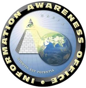 Blason du Information Awareness Office