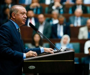 <b>Recep Tayyip Erdogan</b><br /> Président turc