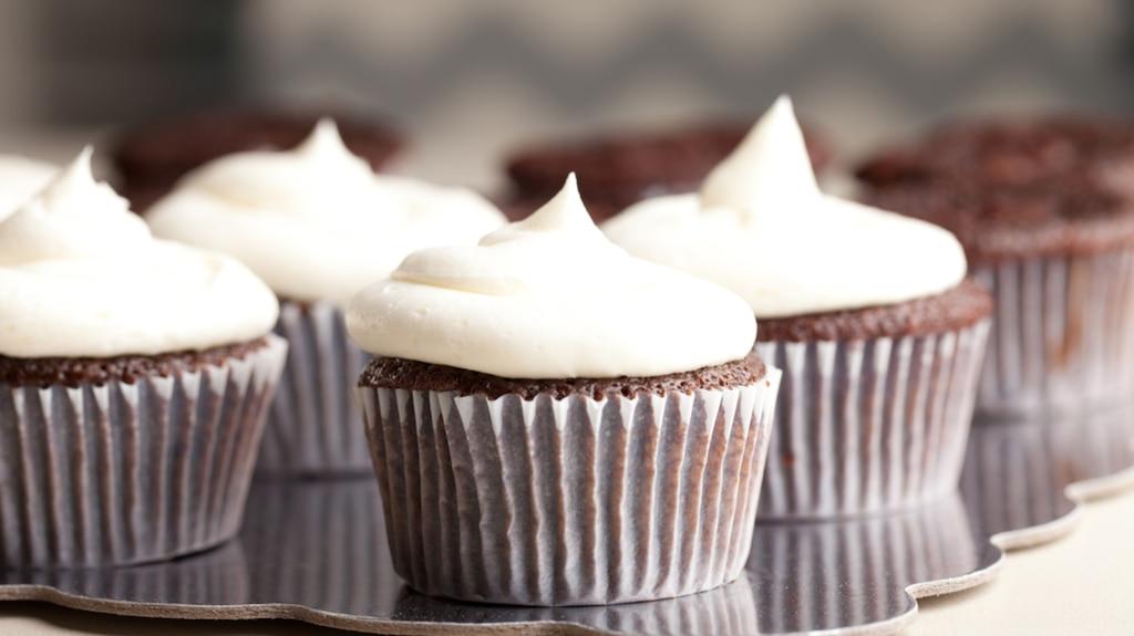 Mini gâteaux choco-vanille