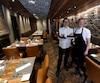 Les propriétaires du restaurant Toast!, Stéphane D'Anjou et Christian Lemelin, se seraient bien sûr passés de l'incendie du 18 décembre, mais ils ont choisi de le transformer en opportunité pour renouveler le décor de la salle à manger et refaire à neuf les cuisines de l'endroit. Le défi était de taille dans un contexte de pénurie de main-d'oeuvre, soulignent-ils.