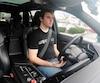 Ryan Schiffour passe huitheures par jour à parcourir les rues de Pittsburgh dans cette VolvoXC90.