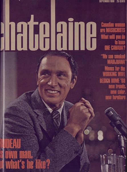 pierre trudeau thesis Pierre trudeau ran for the liberal party leadership and was sworn in as prime minister of canada on april 20, 1968 as prime minister of canada.