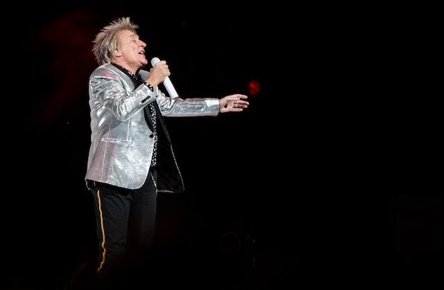 Rod Stewart a présenté, mardi soir, au Centre Bell, un spectacle qui avait tous les ingrédients d'un dernier tour de piste.