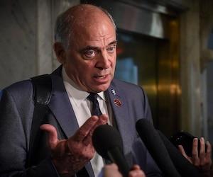 Pierre Fitzgibbon, ministre de l'Économie