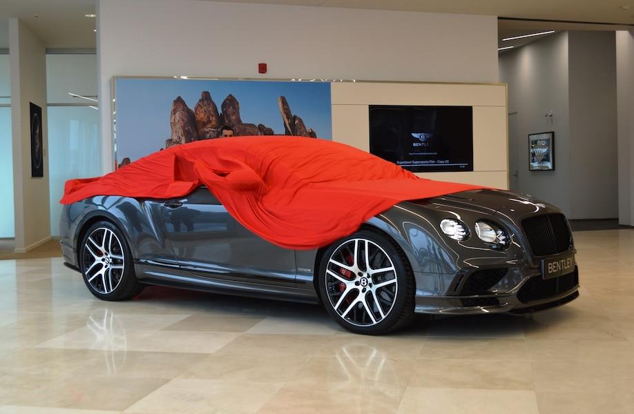 La Bentley La Plus Rapide De Tous Les Temps D 233 Voil 233 E 224