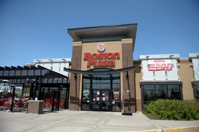 Le restaurant de la chaîne a reçu une amende de 750$ en mars pour sa malpropreté.