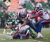 Montreal Alouettes vs Saskatchewan Roughriders