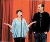 En décembre, Réal Béland, Marie-Lise Pilote et Martin Petit avaient annoncé les grandes lignes du Grand Montréal Comédie Fest.
