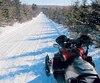 Le club de motoneige Caribou-Conscrits, responsable de l'entretien des sentiers sur les Monts-Valin, a cessé de surfacer le 22 mars dernier.
