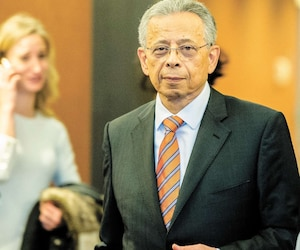 L'ex-président de la division Construction de SNC-Lavalin, Sami Bebawi