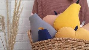 Image principale de l'article Impossible de résister à ces coussins «fruités»