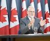 Le vérificateur général Michael Ferguson n'y est pas allé de main morte hier en blâmant sévèrement le gouvernement dans son rapport automnal.
