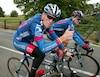 « Je préférerais qu'on parle de nos jeunes qui performent bien ou de nos seniors comme David Boily ou David Veilleux, qui signent de beaux résultats sur la scène internationale », a dit le cycliste Bruno Langlois.