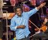L'humoriste sénégalais a concocté un spectacle avec l'Orchestre symphonique et quelques invités.