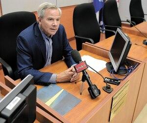 Raymond Dion est le conseiller municipal qui a obtenu le plus de votes à Québec lors des dernières élections, en novembre 2017, soit 6020.