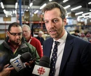<b>Joël Lightbound</b><br /><i>Député libéral fédéral</i>