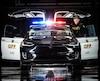 Tesla Model X- Ontario Provincial Police