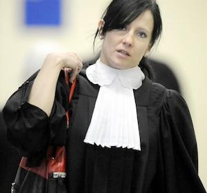 Me Jessie Bérubé, avocate de la défense.