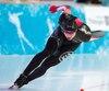 Alex Boisvert-Lacroix a cumulé les podiums lors des dernières épreuves de Coupe du monde. Le patineur a gagné l'or à Calgary et Salt Lake City, en plus de se mériter le bronze en Allemagne (photo).