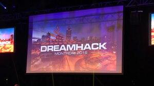 Pèse sur Start est allé à Dreamhack Montréal!